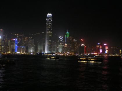 香港2012.12尖沙咀プロムナード①