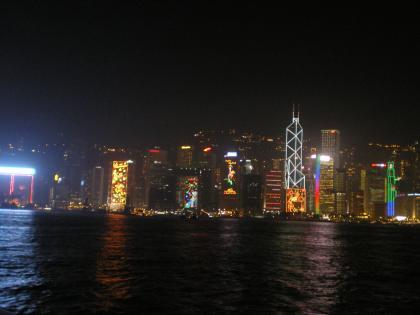 香港2012.12尖沙咀プロムナード②
