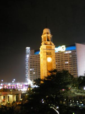 香港2012.12尖沙咀時計塔②