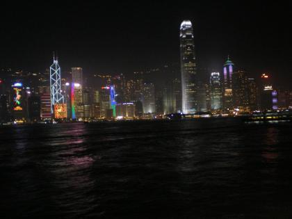 香港2012.12尖沙咀プロムナード③