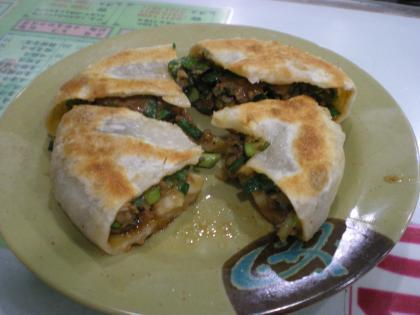 香港2012.12唯一麺家肉餅