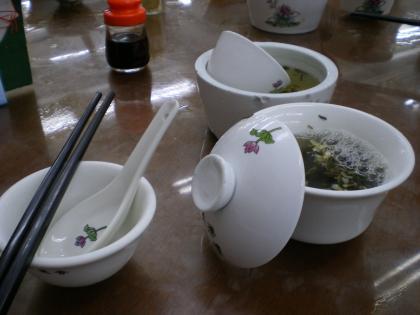 香港2012.12蓮香樓洗茶
