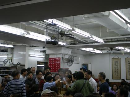 香港2012.12蓮香樓店内③