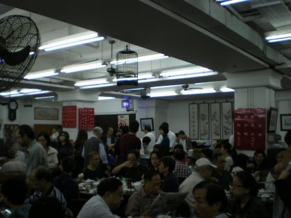香港2012.12蓮香樓店内②