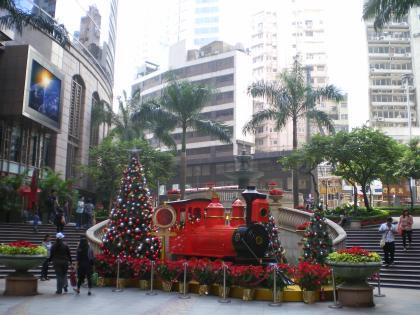香港2012.12タイムズスクエア2