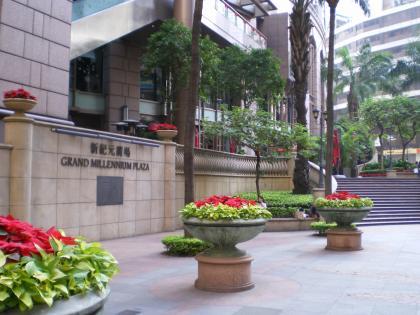 香港2012.12タイムズスクエア