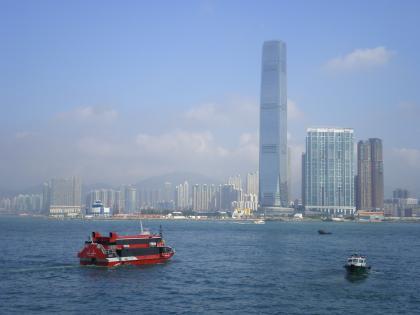 香港マカオ2012.12マカオへ出発