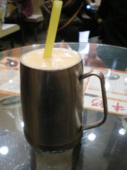 香港2012.12マカオ義順牛奶公司パパイヤミルク