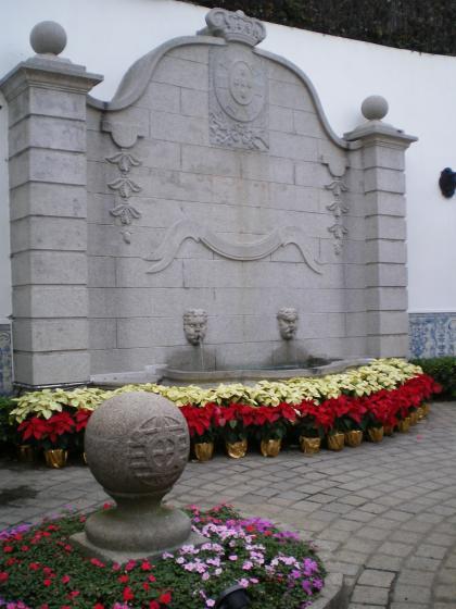 香港2012.12マカオ民生総署内部②