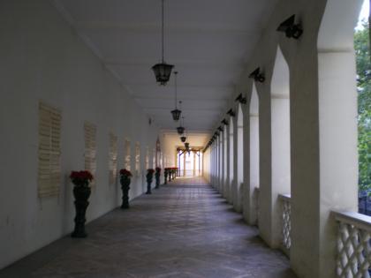 香港2012.12マカオ港務局回廊