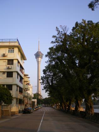 香港2012.12マカオマカオタワー1
