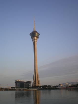 香港2012.12マカオマカオタワー2