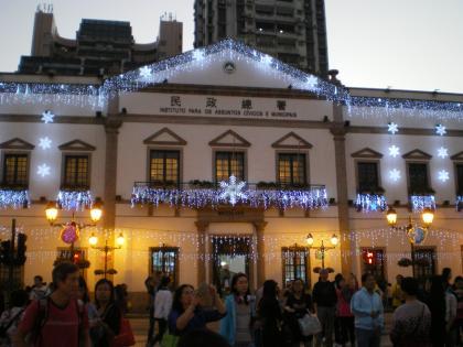 香港2012.12マカオ民生総署
