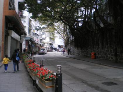 香港2012.12ハリウッドロード1