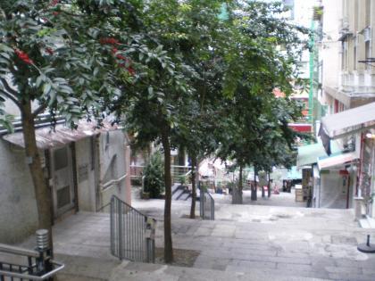 香港2012.12ハリウッドロード2