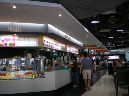 シンガポール2013.1コピティアム店舗1