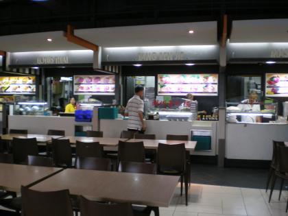 シンガポール2013.1コピティアム店舗2