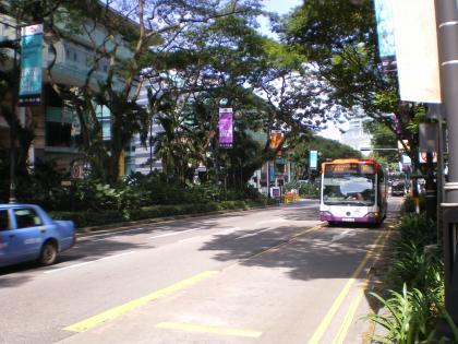 シンガポール2013.1ブラスバザーロード