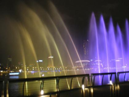シンガポール2013.1マリーナベイ・ワンダーフル2