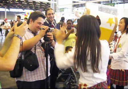 スペインへのビデオレター
