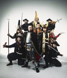 おもてなし武将隊2012