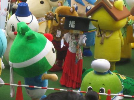 ゴーヤ先生の帽子