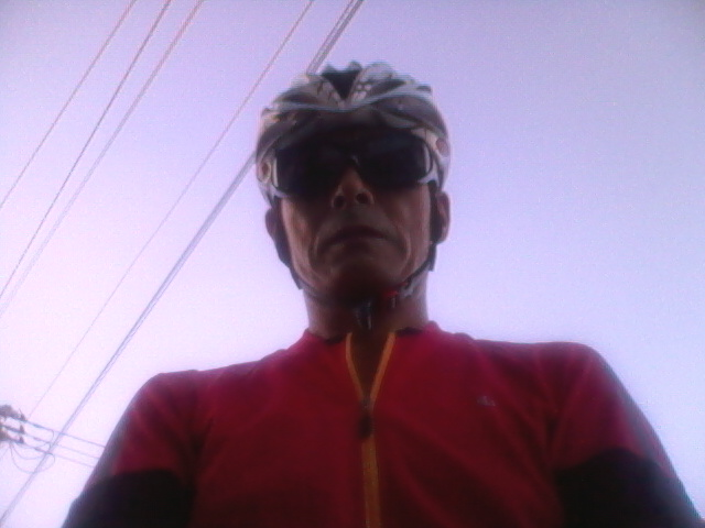 WHO 私です 赤ジャージ 2012.09.10