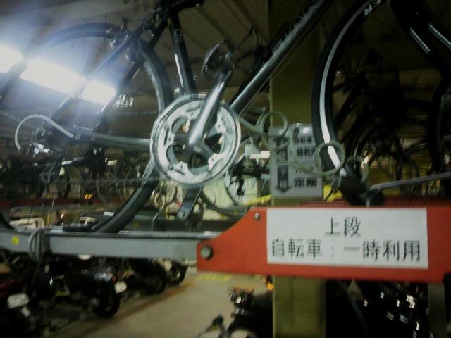 自転車駐輪場 2012.10