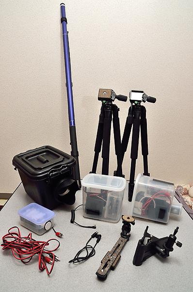 自動撮影-全道具