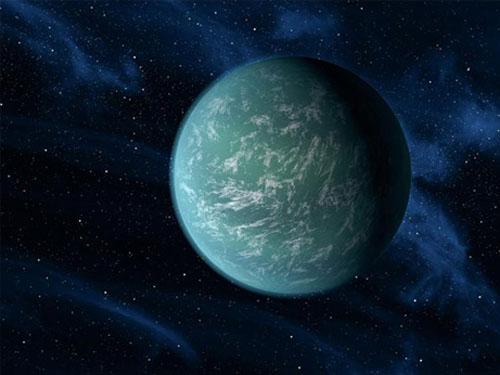 惑星ケプラー22b