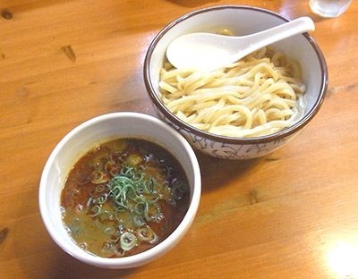 辛つけ麺0621
