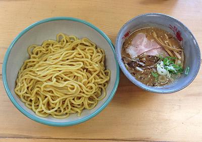札幌つけ麺醤油