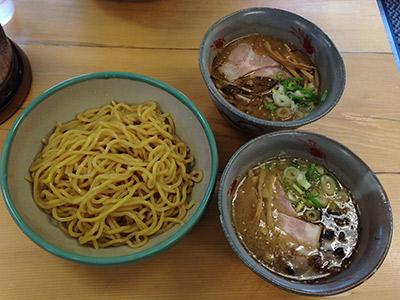 札幌つけ麺比較
