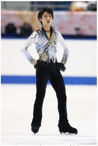 sportsnavi NHK杯 FS