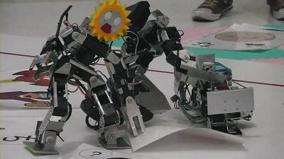 D-WARS3 ロボットカルタ 第2試合000387987