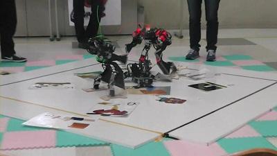 D-WARS3 ロボットカルタ 第4試合000085285