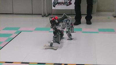 D-WARS3 バトル Regulus VS Garoo000058958