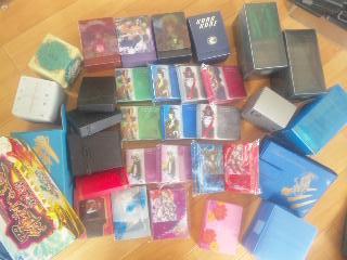 カードケース多すぎるだろうと・・・