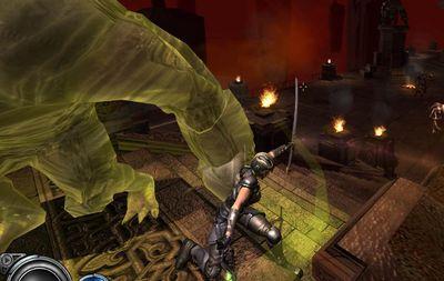 ヘルゲート MMO オンラインゲーム