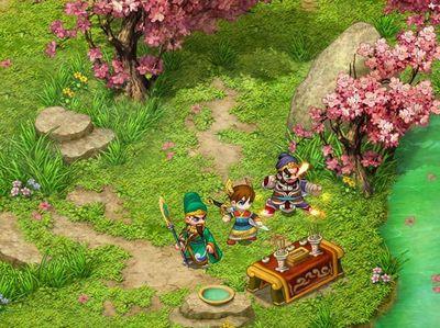 RPG三国志 MMO オンラインゲーム