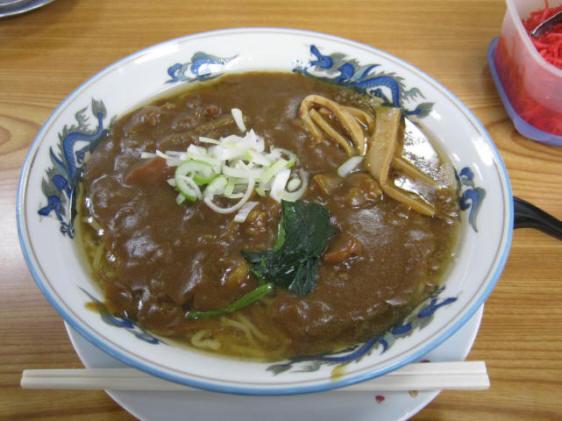 博多屋カレーラーメン100123a