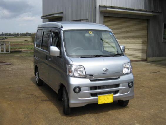 納車100415a