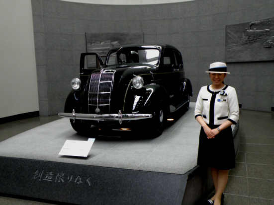 トヨタ1号自動車