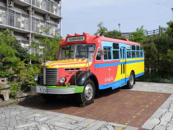 福山ボンネットバス