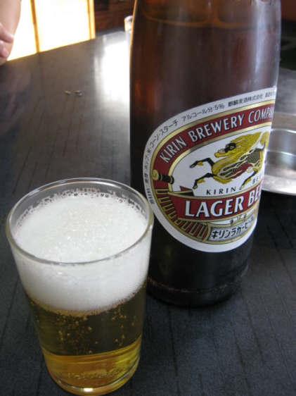 蛇の目ビール