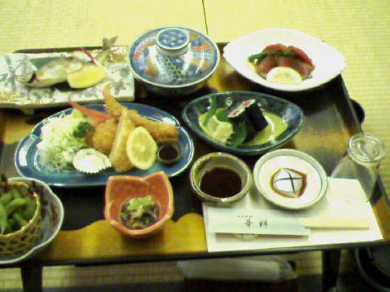 華祥宴会料理20100613