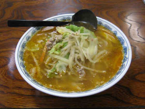 金子屋坦々麺101109a