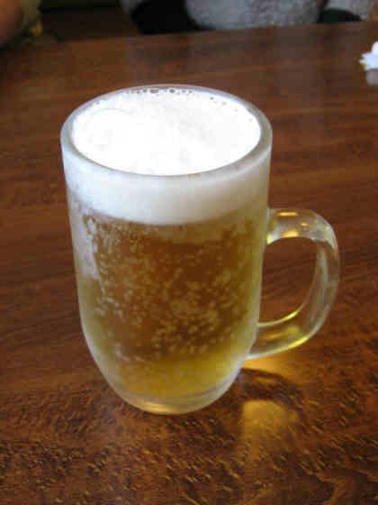 バス長生ビール101121