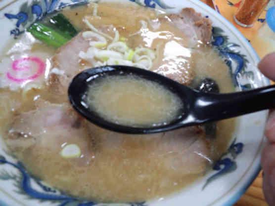 博多屋九州醤油ラーメン110301d