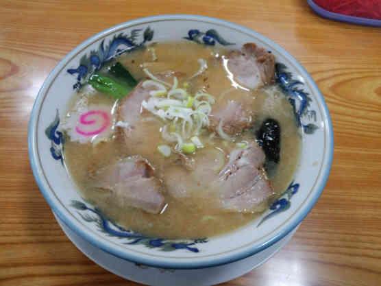 博多屋九州醤油ラーメン110301a